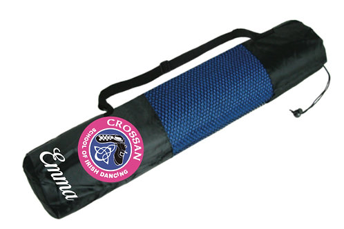 Yoga Mat in carry bag - any logo and name