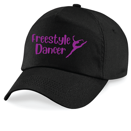Freestyle dancer Cap