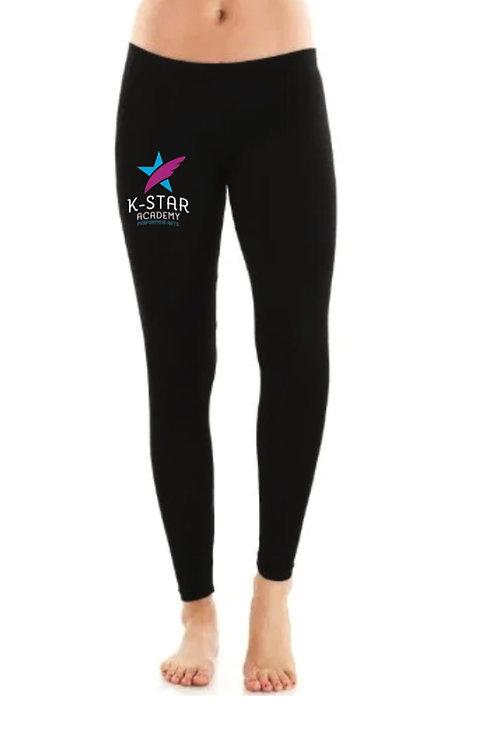 Full Length Cotton Leggings - -  K STAR ACADEMY