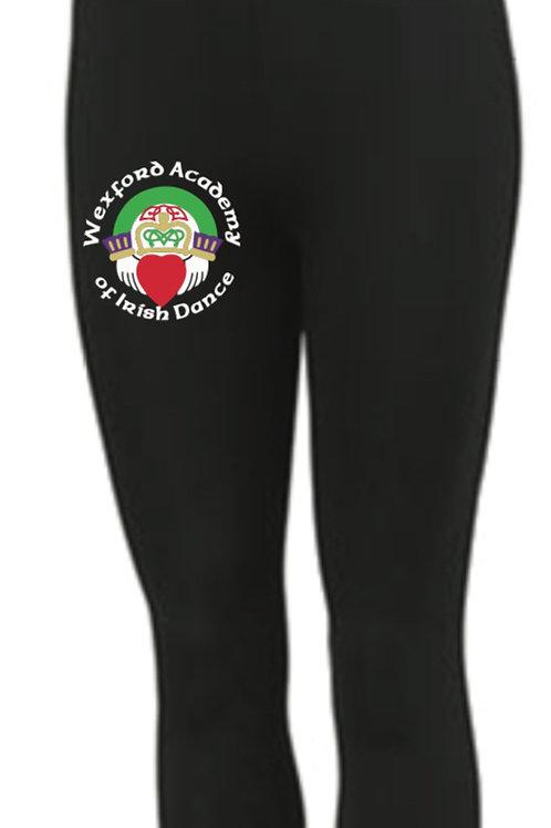 3/4 length sports leggings - Wexford Academy
