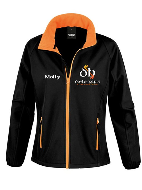 Adult softshell jacket - Doyle Halpin