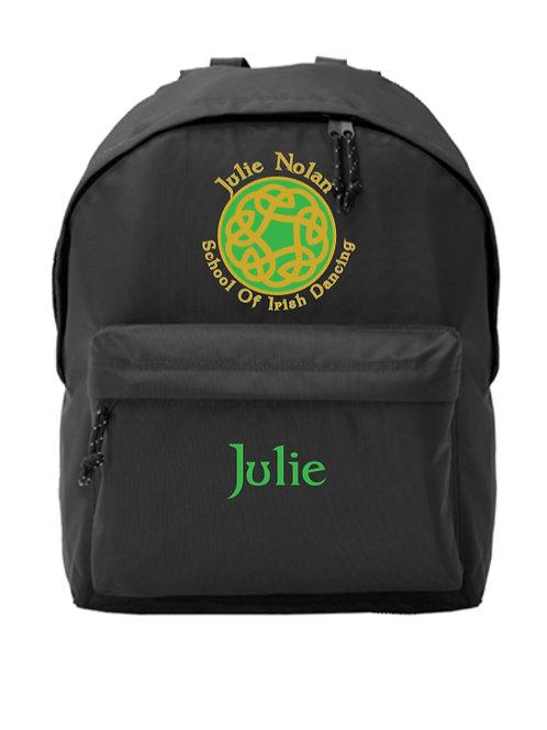 Backpack Personalised - JULIE NOLAN IRISH DANCING