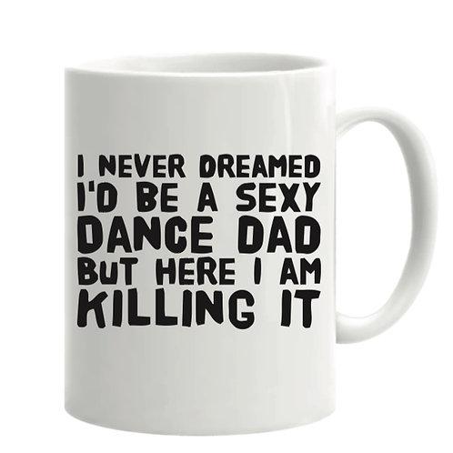 Sexy Dance Dad Mug