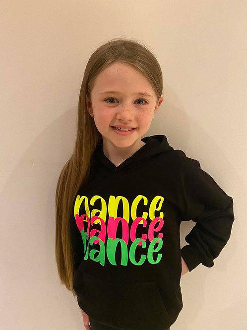 NEON Dance,Dance,Dance Hoodie