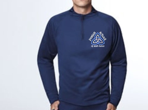 1/4 Zip Sports Jacket- Porter School