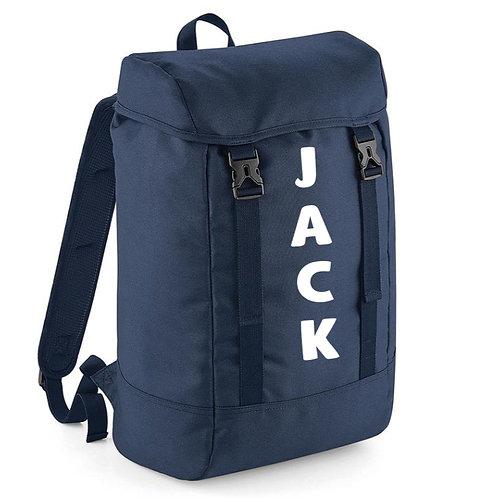 Personalised Backpack - baby change bag