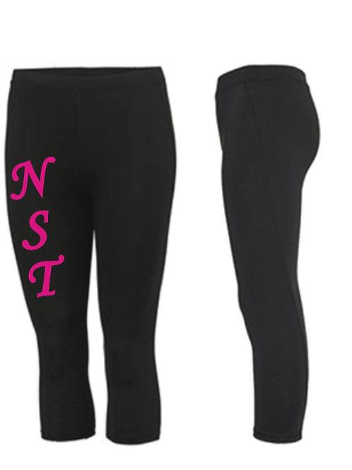 Sports Leggings 3/4 length  - Northern Star Twirlers