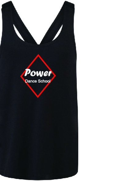 Sports Vest with straps-Power Dance