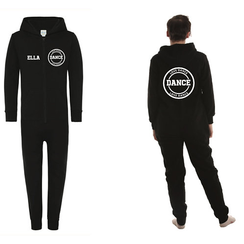 Personalised Love Dance Onesie