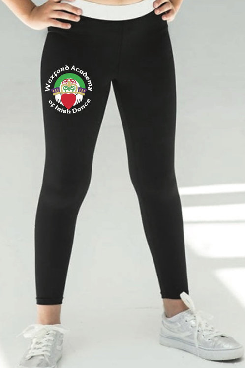 Full Length sports leggings -Wexford Academy