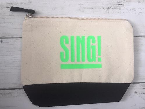 Makeup Bag ACT Green