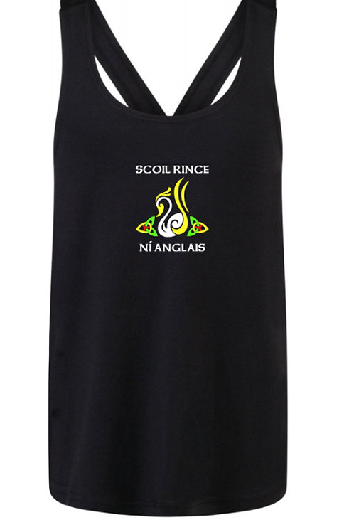 Sports Vest with straps- SCOIL RINCE NI ANGLAIS