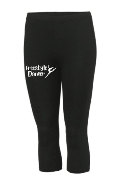 3/4 Length sports leggings - Freestyle