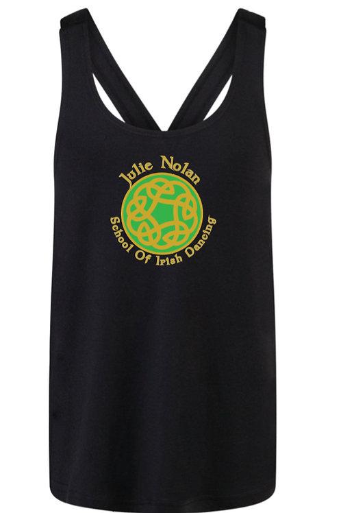 Sports Vest with straps- JULIE NOLAN IRISH DANCING