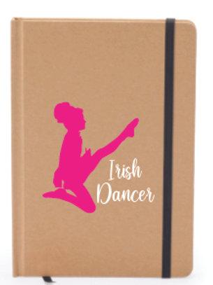 Irish Dancer A5 NoteBook