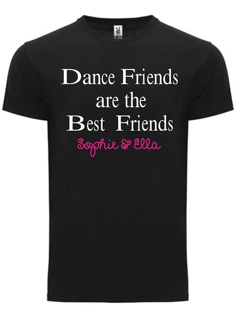 Dance Friends tee