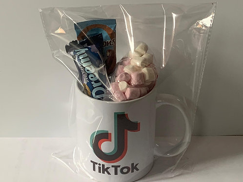 TIKTOK treat mug