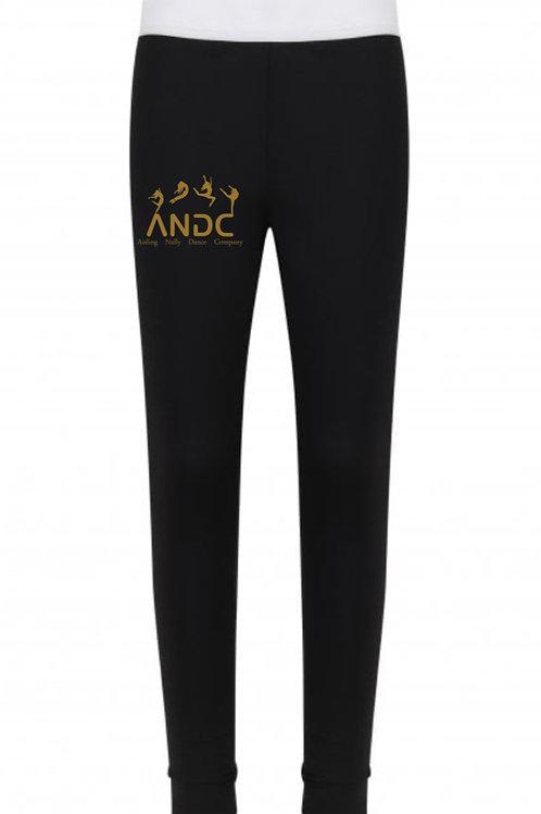 A.N.D.C full length sports leggings
