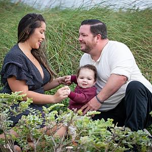 Ryan Family Beach Shoot