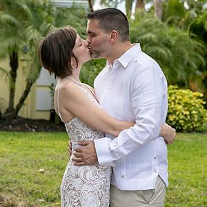 Becca & Gabe's Lido Key Wedding