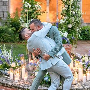 Chris & Jeremy's Fairy Tale Wedding