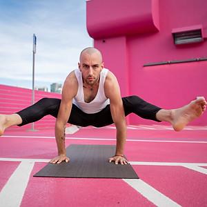 Zack's Yoga Practice
