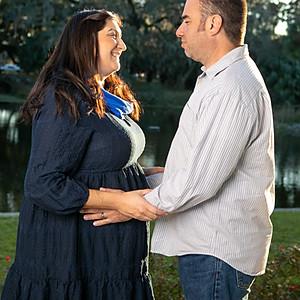 Baby Hymel Maternity Photos