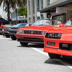 Olympia Arts Miami Antique Car Show