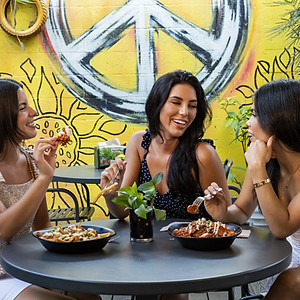 Green Bar Kitchen Lifestyle Shoot