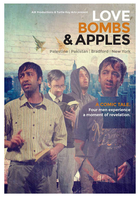 LOVE, BOMBS & APPLES | Asif Khan - Actor | Writer | AIK Productions