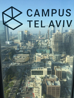 Google Campus Tel Aviv-April 2018