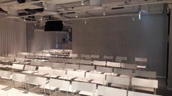Google campus large hall