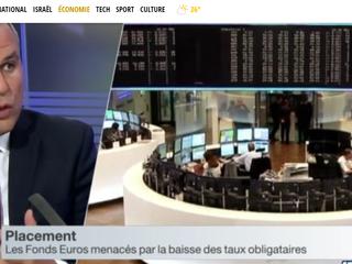 Les Fonds Euros menacés par la baisse des taux obligataires