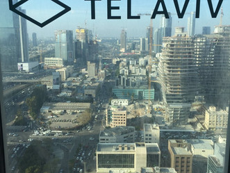 B-Hive's Scouting Mission In Israel