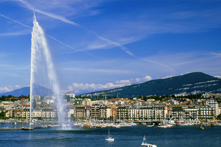 Ateliers à Genève