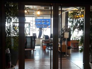 Atelier entrepreneuriat au Google Campus TLV