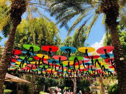 Tel Aviv visit-umbrellas
