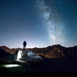 Star Gazing- Israel-