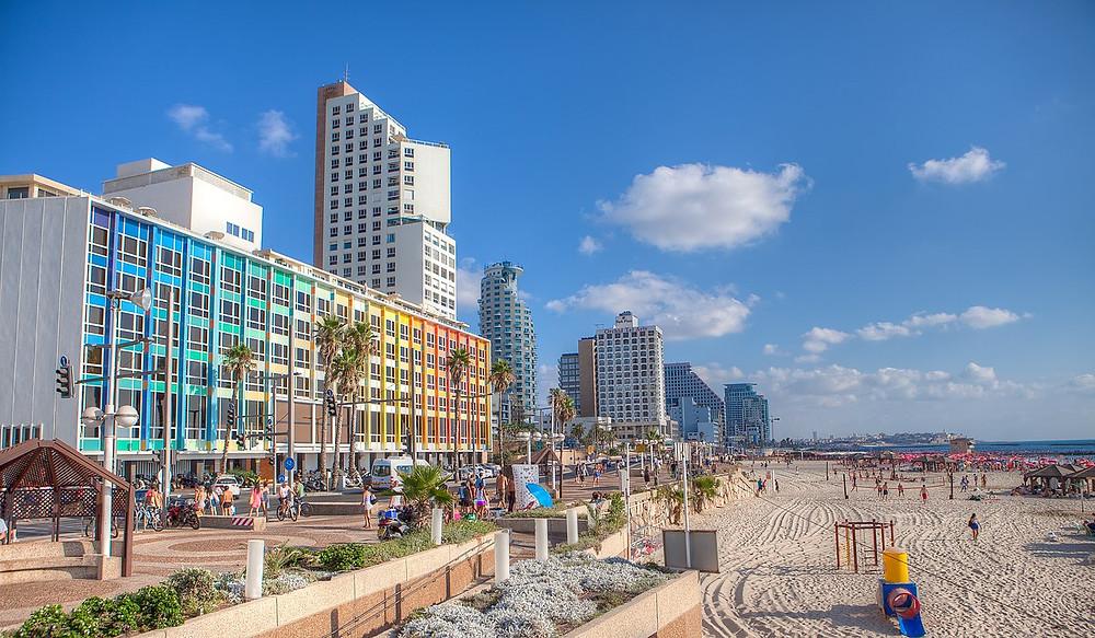 Atelier Immobilier le 21 Mai à Tel Aviv