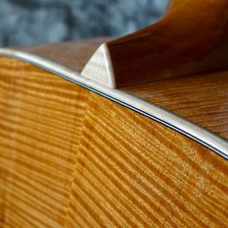 House Guitars Curly Mahogany