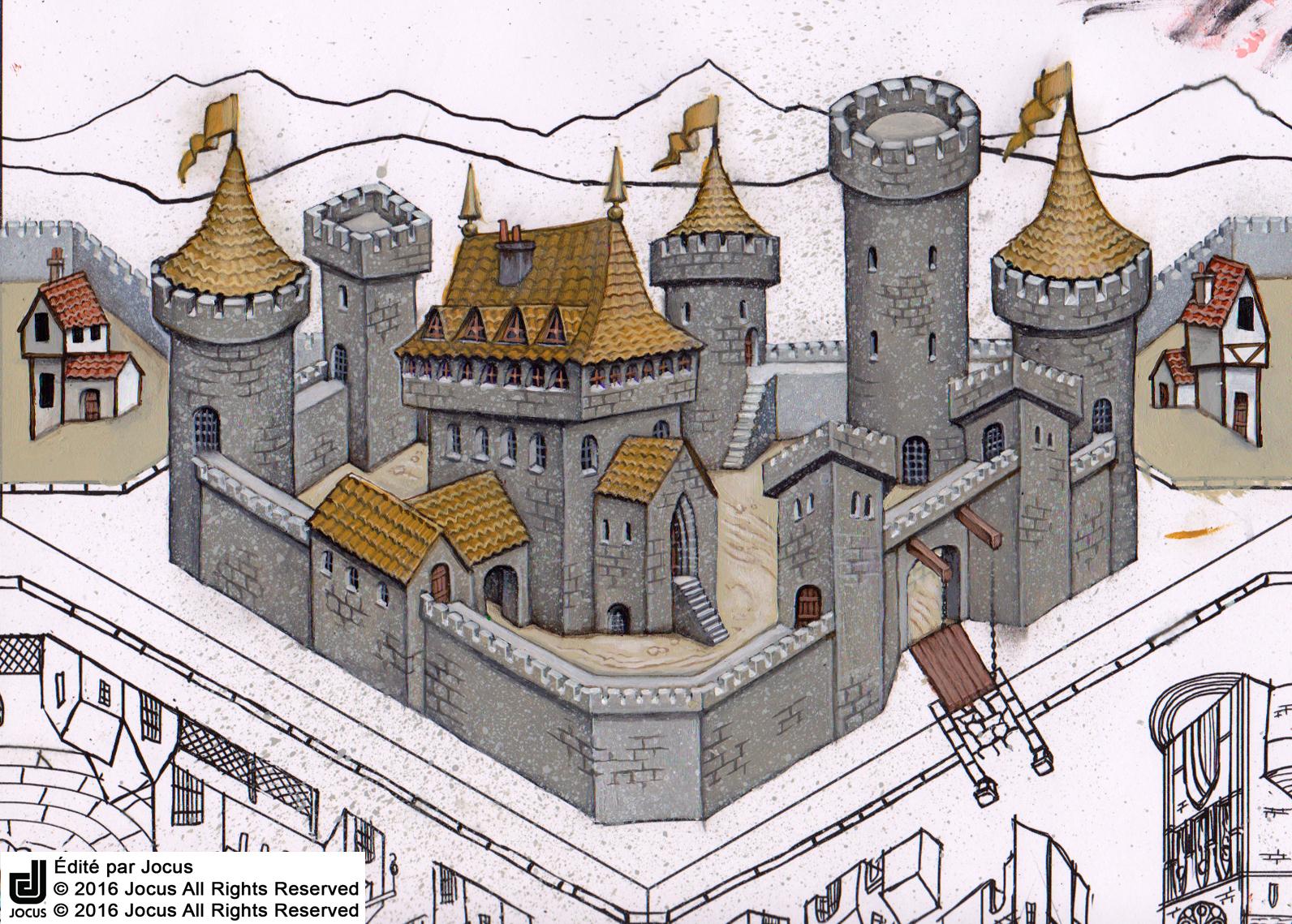 Chateau Couleur