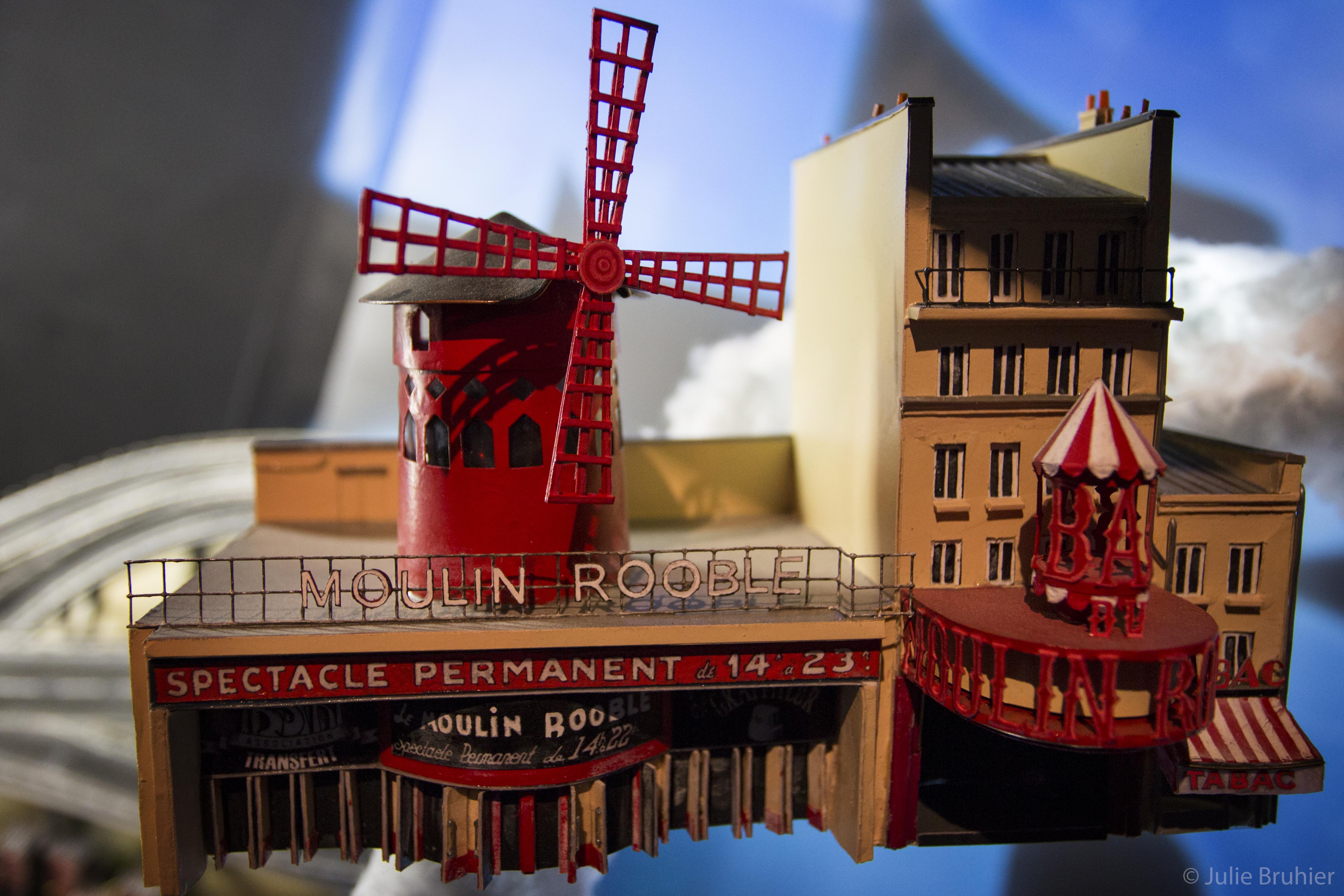 Détail Moulin Rooble