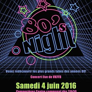 80's night 2016