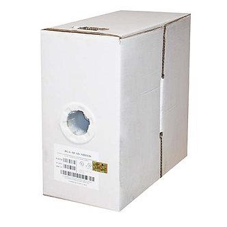 1000Ft RG6 CCS CMP (Plenum) Quad Shield Coax Cable