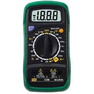 Digital Multimeter MAS830BL