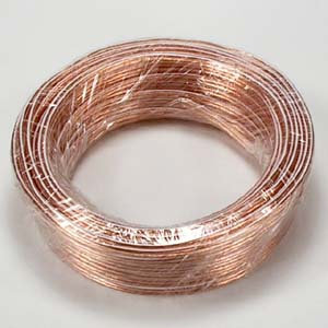 100Ft 22AWG/2 Polarized Speaker Wire