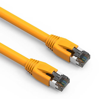 0.5Ft Cat.8 S/FTP Ethernet Network Cable 2GHz 40G