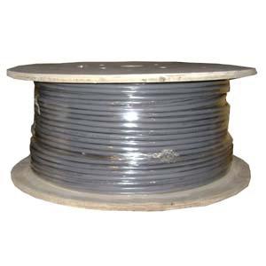 1000Ft 25Pair Cat.3 Bulk Wire Gray