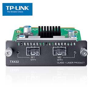 10-Gigabit 2-Port SFP + Module TP-Link TX432