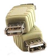 USB A F/F Gender Changer